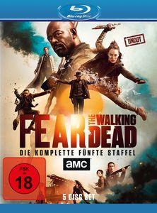 Fear the Walking Dead - Die komplette fünfte Staffel (4 Discs)