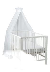 Sterntaler Bett-Himmel weiss; 9231570