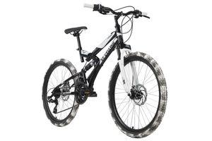 Kinderfahrrad MTB 24'' Crusher KS Cycling 174K
