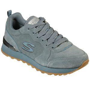 Skechers Damen Sneaker OG 85 SUEDE EAZE Hellblau, Schuhgröße:EUR 37