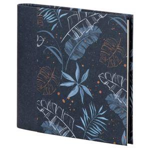 Gästebuch u. Fotobuch Blue