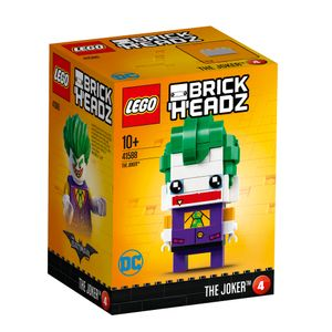 LEGO® - Brickheadz, The Joker™; 41588
