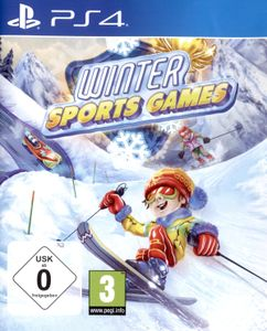 Winter Sports Games - Konsole PS4