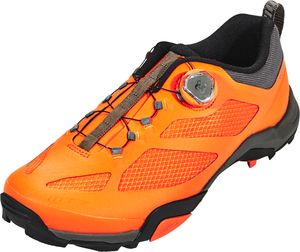Shimano SH-MT7 Fahrradschuhe orange Schuhgröße EU 39