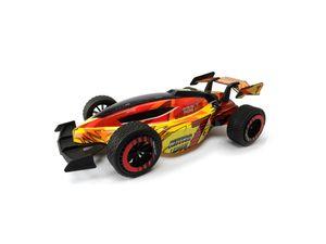 Dickie Toys RC Nitro League 201119141. RTR. Ferngesteuertes RC Fahrzeug. Gun Controller und Turbofunktion. Geschwindigkeit bis zu 15 km/h. Ab 6 Jahren.