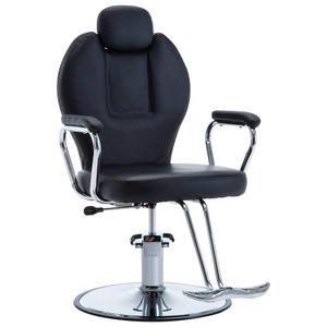 Frisörstuhl, Friseurstuhl Barbershop Chair Lifting Haarschneidestuhl für Friseursalon, Wasserdicht und Leicht zu Reinigen