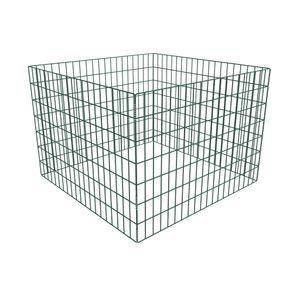 ALmi Gartenkomposter Quadratmaschen 100 x 100 x 70 cm