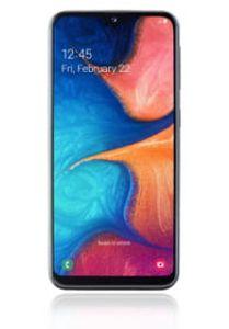 Samsung Smartphone 14,82cm (5,8 Zoll) Galaxy A20e, 3GB RAM, 32GB Speicher, Farbe: Schwarz