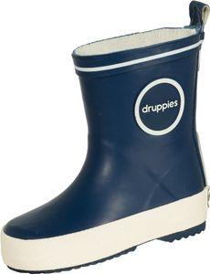 Druppies Kinderstiefel blau Gr. 33