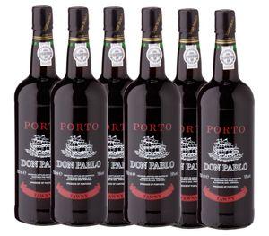 Don Pablo Tawny Porto Portwein | 19 % vol | 6 x 0,75 l