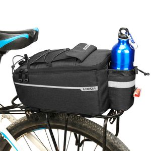 Fahrradtaschen Gepäckträger Wasserdicht, Fahrrad Gepäckträgertasche Stammkühltasche, Fahrradkoffer