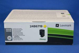 Lexmark 24B6719 Toner Yellow -B