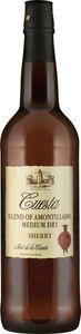 Bodegas José de la Cuesta Sherry Blend of Amontillado Medium Dry 17,5% vol.   (0,75l) süß