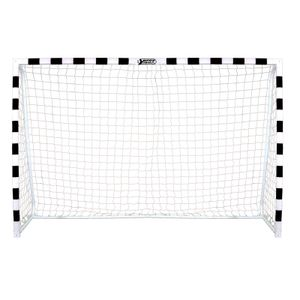 Best Sporting Fußballtor Soccer 300 x 160 x 90 cm, schwarz-weiß