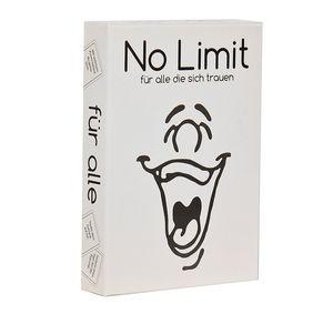 No Limit - für alle die sich trauen - Partyspiel - Trinkspiel - Gesellschaftsspiel 0751385648768