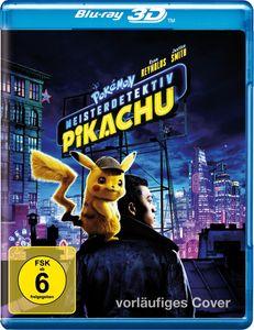Pokemon - Meisterdetektiv Pikachu (BR)3D Min: 108DD5.1WS  1Disc