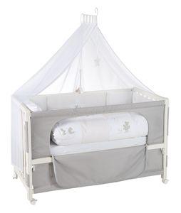 Roba Room Bed 'Fox & Bunny' 60x120 cm; 16301-3 S168