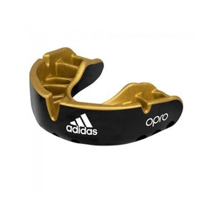 adidas mundschutz Opro Gen4 für Zahnspangen Senior Gold