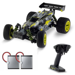 RC Allrad OVERMAX X-Blast Ferngesteuertes Auto Buggy 2 Batterien 100m 45kmh