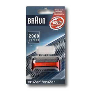 Braun Scherfolienrahmen Scherfolie Scherblatt Z40 Z50 Z60 2878 2778 Series 1