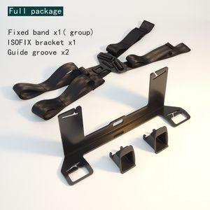 Für ISOFIX Universal Auto Kindersitz Befestigung Sicherung Halterung +Fixe