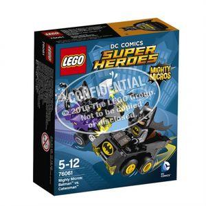 LEGO® DC SH. Mighty Micros: Batman vs. Catwoma (76061) Lego Spielwaren GmbH