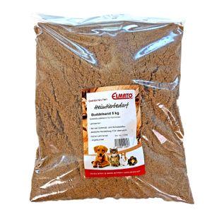 Elmato 12080 Spezial Buddelsand für Kaninchen Hasen Nager 5 kg