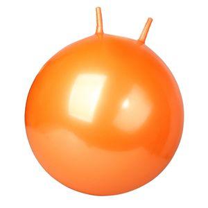 45cm Aufblasbarer Hüpfball Sprungball für Kinder ab 3 Jahren