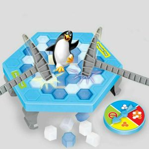 Pinguin Falle Kinder Eisbrecher Spiel Familie Brettspiel Vogue-