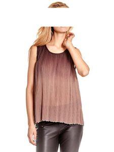 Travel Couture By Heine Damen Blusentop, bordeaux, Größe:46