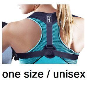 Geradehalter Rückenhalter Rückenbandage Haltungstrainer Rückenstabilisator uni