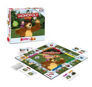 Monopoly Junior Masha und der Bär