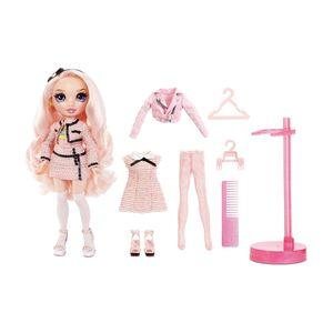 MGA Entertainment 570738EUC Rainbow High Fashion Doll - Bella Parker (Pink)