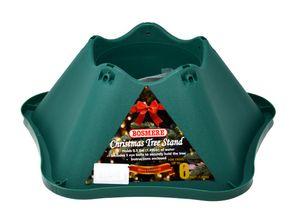 Bosmere G470 Kunststoff Weihnachtsbaumständer 6ft, 4,75 Zoll Trunk,grün