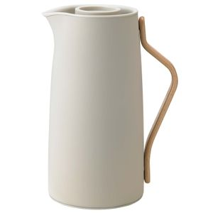 Stelton Emma -  Isolierkanne Kaffee  1 Liter  soft sand