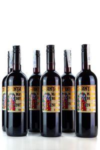 6er Set Tsantali Mavrodaphne 750ml süßer Dessertwein aus Griechenland