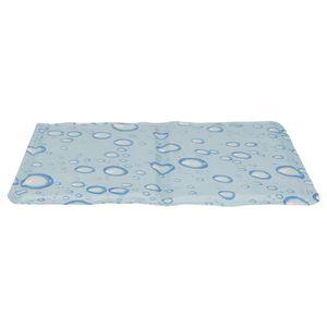 Trixie Kühlmatte - hellblau 65 x 50 cm