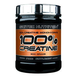 Scitec Nutrition 100% Creatine Monohydrat Kreatin, 300g Dose