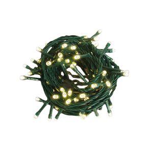 LEX 700er LED Cluster-Lichterkette für Innen- und Außenbereich, IP44, 14 m