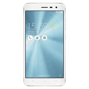 ASUS ZenFone 3 ZE552KL-1B002WW, 14 cm (5.5 Zoll), 4 GB, 64 GB, 16 MP, Android 6.0, Weiß