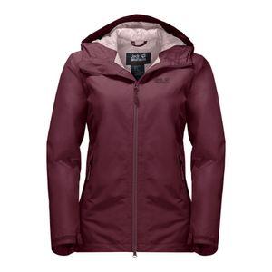 JACK WOLFSKIN Chilly Morning Jacket Women fall red - Wanderjacke, Größe_Bekleidung:XXL, Wolfskin_Farbe:fall red