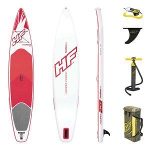 Bestway HYDRO-FORCE™ iSUP Fastblast Tech  381x76x15 cm, aufblasbares Stand Up Paddle Race-/Fast Touring-Board