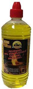 Brenngel 1 Liter für Gelkamine Ethanolkamine Wandkamine Bodenkamine Bioethanol