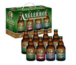 Angler Box Bier im 8er Geschenkkarton (8 x 0.33 l) (6,81 EUR / l)