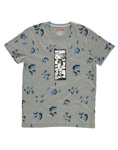 Marvel - AOP Iron Man - Men's T-shirt - M - MARVEL TS677247MVL-M - (T-shirts and Tops / Short Sleeved T-shirts)