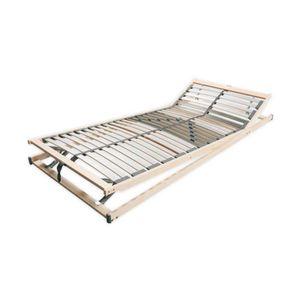 Lattenrost 28 Leisten,  verstellbar 120x200cm, von Benninger Bettsysteme