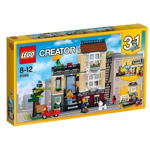 LEGO® Creator Stadthaus an der Parkstraße 31065