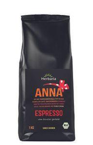 Herbaria Espresso Anna Bohne 1kg