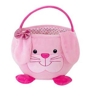 Ostern niedlichen Tierkorb Urlaub Kinder Süßigkeiten Geschenk tragbaren Korb LFB210223023
