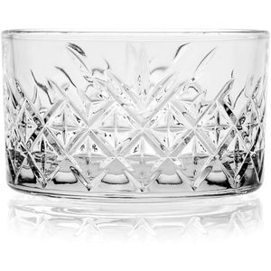 PASABAHCE 487642 Timeless 4er Packung, Glas, transparent, 22,5 ml